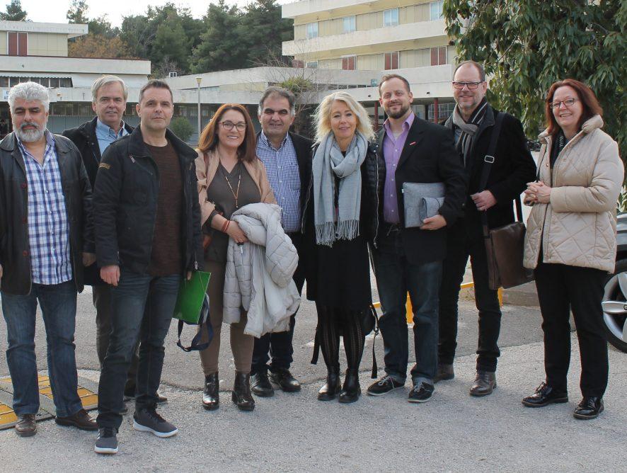 Innovation für griechische Curricula