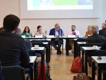 """GRÆDUCATION-Transferveranstaltung """"Joint Innovation for future competences"""" schürt Freude auf kommende Zusammenarbeit"""