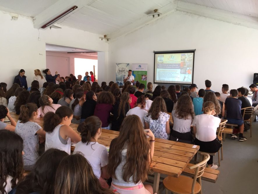 25. – 29.06.2018: Erfolgreiche Workshops mit OAED in Feriencamps in Thessaloniki und Athen
