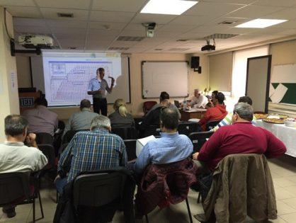 Δεύτερο επιμορφωτικό εργαστήριο «Εκπαίδευση Εκπαιδευτών» στο ΙΕΠ: Αντλίες θερμότητας στην τεχνολογία ψύξης και θέρμανσης