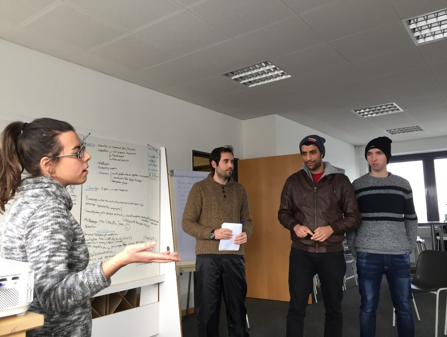 Επιτυχημένο εργαστήριο στο πλαίσιο του έργου YESclima