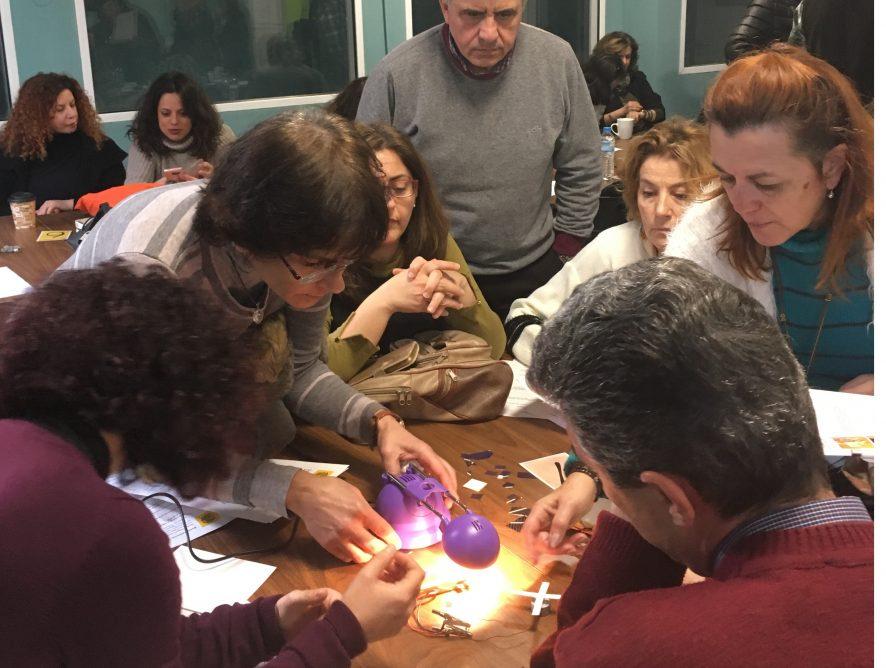 Green Skills und Berufswahlorientierung an griechischen Schulen