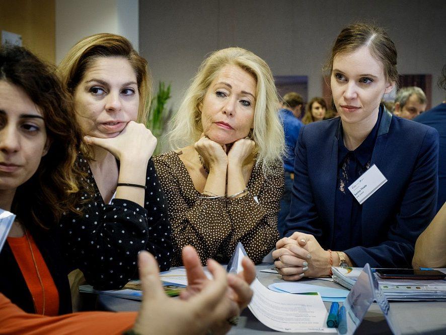 Berlin 5.-6.03.2019: EUKI 2nd Networking Conference: GRÆDUCATION im Austausch mit Projekten der Europäischen Klimaschutzinitiative