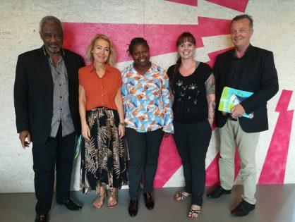 Επίσκεψη της ένωσης AfricanTide στο ινστιτούτο FIAP e.V.