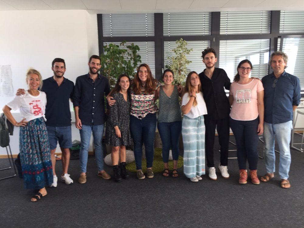 Entrepreneurship für die Green Economy –  GRÆDUCATION trifft YESclima (Berlin, 28.8.-30.8.2019)